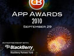 Reminder: CrackBerry App Awards Party Tonight!!!!