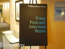 Heads Up: CrackBerry Podcast recording Thursday at 1pm ET - you can tune in LIVE!