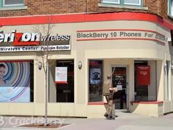 Is Verizon snubbing BlackBerry 10?