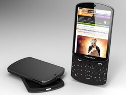 How's this for a BlackBerry 10 Slider?!