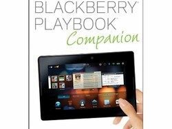 BlackBerry PlayBook Companion Book Now Available!