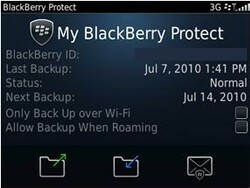 BlackBerry Protect Preview - RIM introducing FREE remote backup, restore and locate service to BlackBerry owners!
