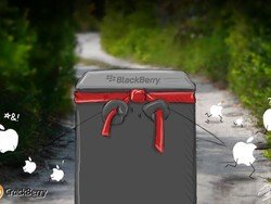 BBDoodle: Apple Draws third (iPad) blood; BlackBerry gets ready to fight back!