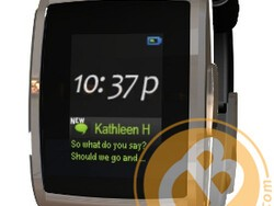 First Images: BlackBerry Watch is FOR REAL!