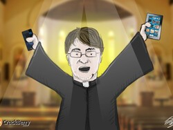 From the Editor's Altar: All glories to BlackBerry!