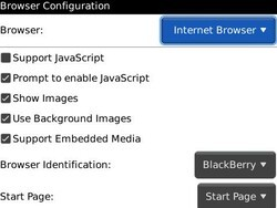 BlackBerry Browsers Explained