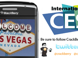 CrackBerry Goes to Las Vegas This Week for CES 2010
