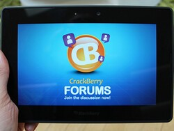 Download the FREE CrackBerry Forums for PlayBook app from App World today!