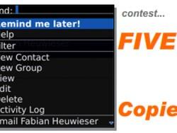 Contest: 500 Free Copies of LaterDude Pro!