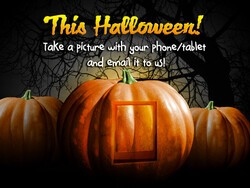 Halloween Costume Contest 2012: Email us a photo of you in costume with phone or tablet in hand and you could win!