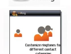 App Review - mRing for BlackBerry