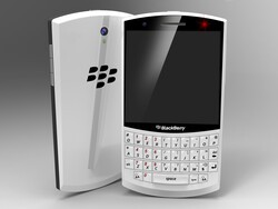 How's this for a BlackBerry 10 phone with a physical keyboard?!!