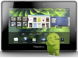 More details emerge about the Android App Player compatability on the BlackBerry PlayBook