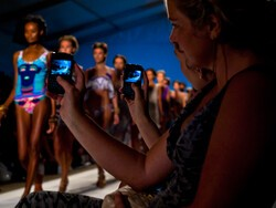The RIMPIRE Strikes Back at Mercedes Benz Miami Fashion Week Swim!