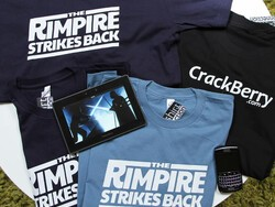 THE RIMPIRE STRIKES BACK - Wear the logo, support Research In Motion!