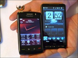 Windows Phones from the Perspective of a BlackBerry User - Smartphone Round Robin