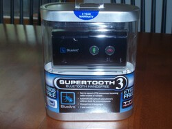 Review: BlueAnt Supertooth 3 Bluetooth Speakerphone