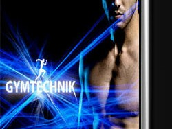 Gym Technik Launches For BlackBerry Storm, With A Treat!
