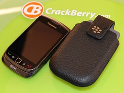 BlackBerry Torch Leather Holster Review