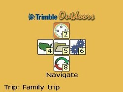 Review: Trimble Outdoors Suite for BlackBerry
