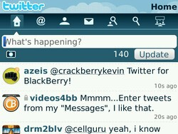 Twitter for BlackBerry Officially Announced in Invite-Only Beta; Contest: We've Got Invite Codes We're Giving Away!
