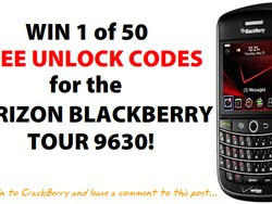 Win a Free Unlock Code for your Verizon BlackBerry Tour Courtesy of Horizon Wireless - 50 to be Won!!