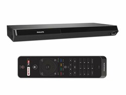 This Philips 4K Blu-ray player is down to its best price yet