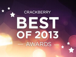 CrackBerry Best of 2013 Awards