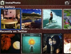 InstaPhoto now available for BlackBerry Smartphones - 25 copies up for grabs