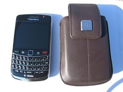 BlackBerry Bold 9700 Business User Review