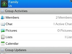 How To Turn Off Message List Integration For BBM Groups