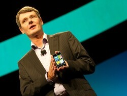 Thorsten Heins talks about the future of BlackBerry