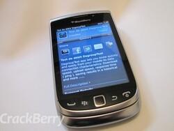 A new speed test app for BlackBerry - DegroupTest