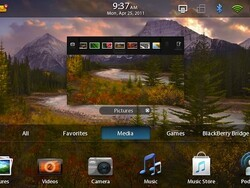 BlackBerry PlayBook 101: Changing the wallpaper on your BlackBerry PlayBook