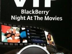 BlackBerry Night at the Movies - North Brunswick, NJ