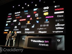 Press Release: Developer Momentum for BlackBerry 10 Continues to Grow