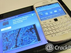 Track your friends or colleagues with Live Tracker Monitor for the BlackBerry PlayBook
