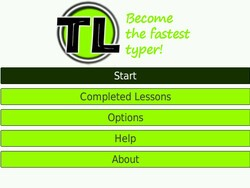 Learn to type better on your BlackBerry with TyperLearn