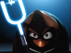 Do you want Angry Birds Star Wars on BlackBerry 10?