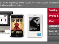 Borders eReader app coming soon to BlackBerry?
