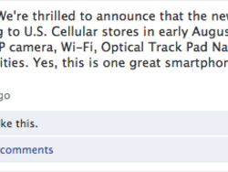 US Cellular getting BlackBerry Bold 9650 in 'early August'
