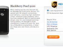 BlackBerry Pearl 9100 now available from Cincinnati Bell
