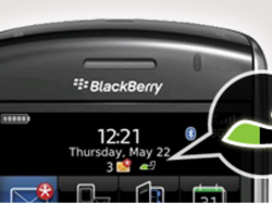 Jawbone Battery Meter for BlackBerry now available