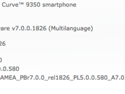 Official OS 7.0.0.400 for the BlackBerry Curve 9350 from US Cellular