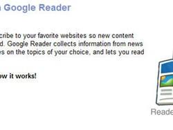 Want a Google Reader App for BlackBerry? Let Google Know!