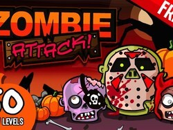 Zombie Attack adds 50 new levels