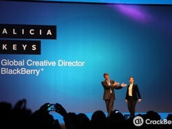 Alicia Keys is the new Global Creative Director at BlackBerry