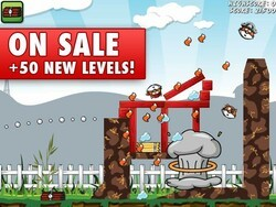 Smarter Apps celebrates first year anniversary of Angry Farm with update  - On sale now for $2.99