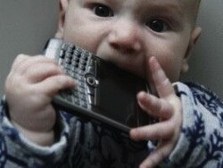 CrackBerry Asks: Do you let your kids play with your phone or tablet?