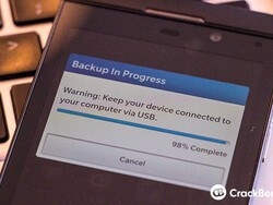 Dear Berry: How do I import contacts from my Curve to the Z10